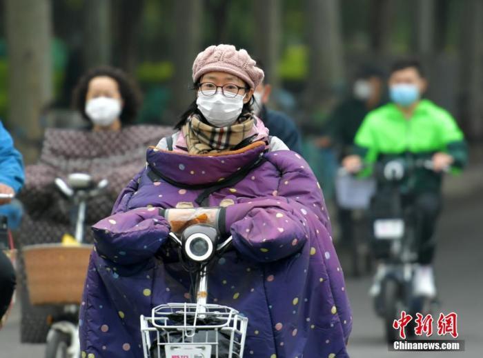 冷空气将影响北方地区 华北中南部有轻至中度霾
