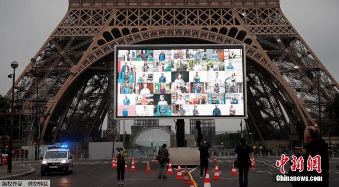 埃菲尔铁塔将于6月25日重新向公众开放