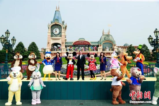 Shanghai Disney issues standby pass for attractions