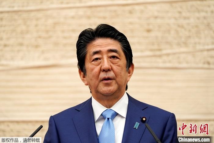 日本执政党呼吁安倍尽快决定核处理水的处理方式图片