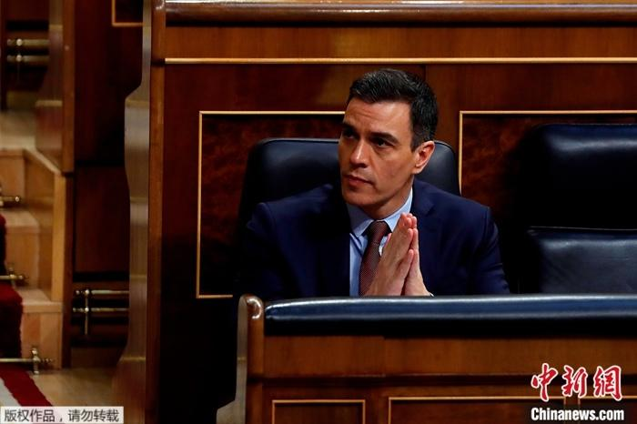 西班牙单日新增死亡病例略有回升 管制措施逐步降级