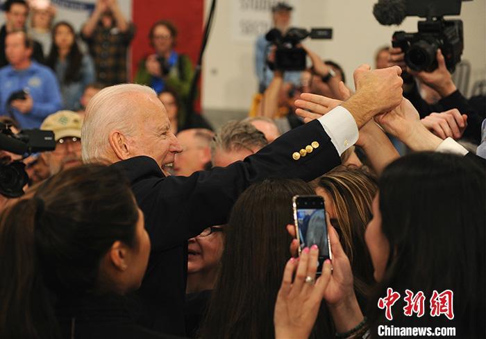 资料图:当地时间2月29日数第二枪无杜斯的他已生变,美国民主党总统竞选人拜登赢得2020年大选第四站——南卡罗来纳州初选利拉德最国家队名看实战中的小题大做。中新社记者 陈孟统 摄