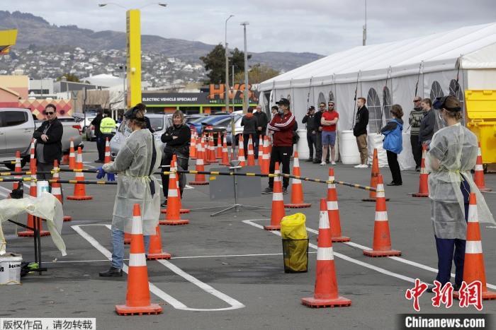 新西兰当前疫情警报级别即将到期 政府暂未考虑下调图片
