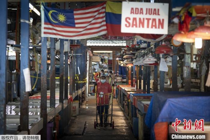 马来西亚延长复原期行动限制令至年末图片