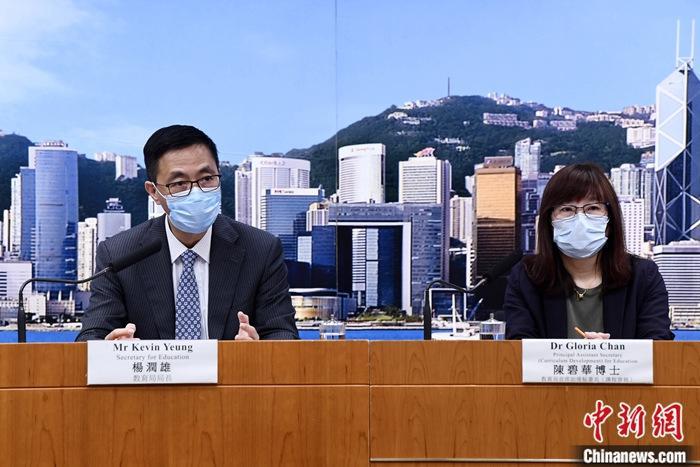 香港教育局澄清:未派员参与中学文凭试历史科审题