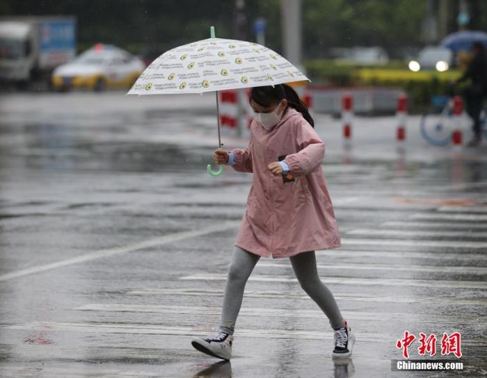 江南北部等地有强降雨 华北等地将有高温天气