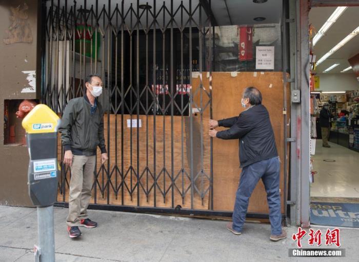 """疫情下的美国:华人旅游从业者:""""我们最先受到冲击,恢复也最慢"""""""