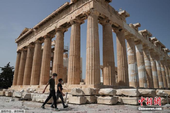 新冠疫情重创旅游业 希腊酒店减价幅度高达40%