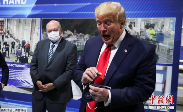 疫情未受控但竞选不能停!特朗普将再次举行竞选集会