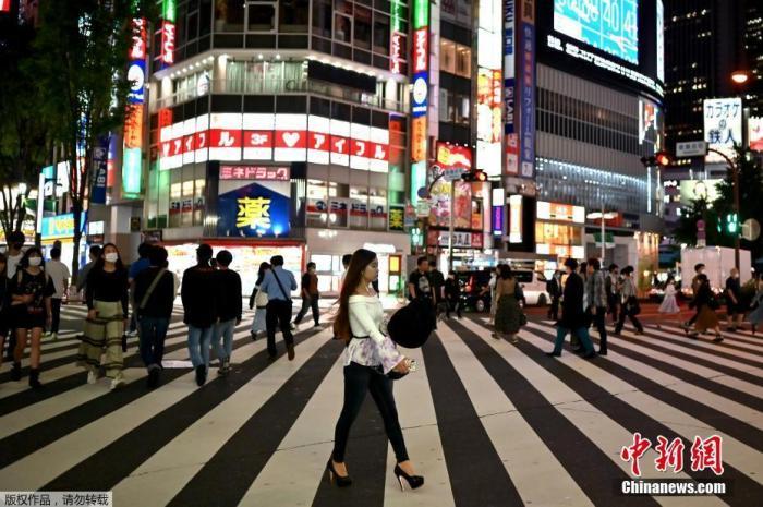 日本政府拟26日傍晚决定解除6府县紧急事态宣言