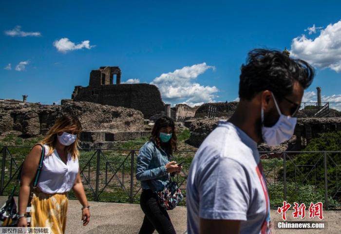意大利防疫官员:从9月开始口罩将不再依赖进口图片