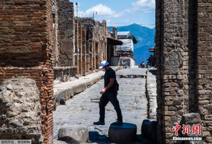 意大利总理:若防疫需要 或采取精准封锁措施