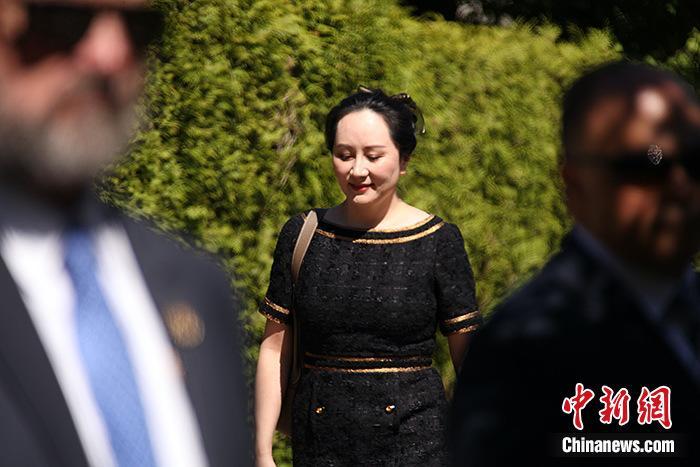 孟晚舟案:加皇家骑警证人证词矛盾 辩方律师质疑撒谎