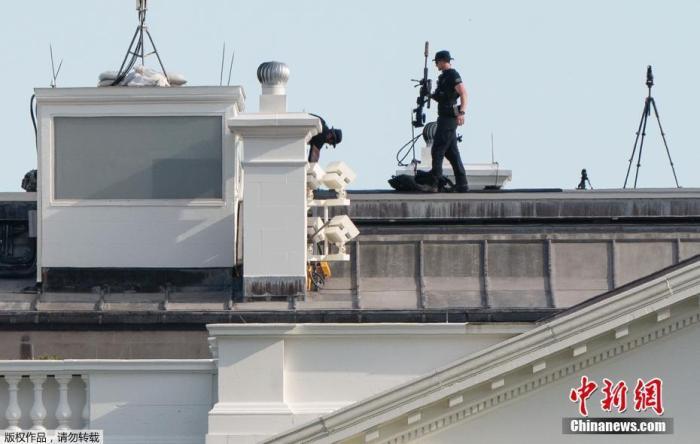 揭秘白宫地堡:可防核弹,特朗普在那里躲避示威
