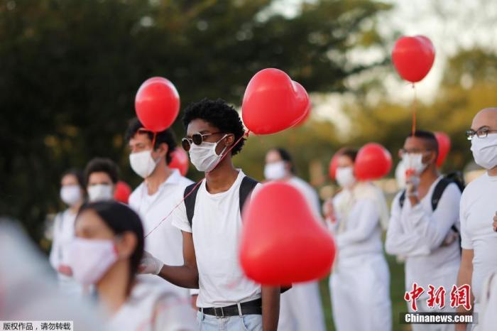 全球新冠死亡近50万 美国单日新增确诊连续创新高