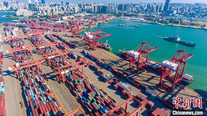 商务部:中国外贸发展长期向好的发展趋势未改变