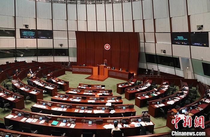 香港建制派议员:涉港国安立法令议员更感有责任纠正乱象