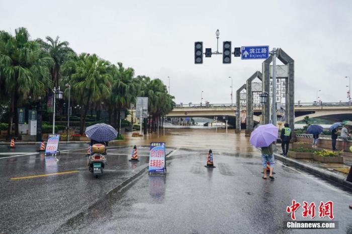 江南东部等地仍有较强降雨 河南中南部等地出现中雨