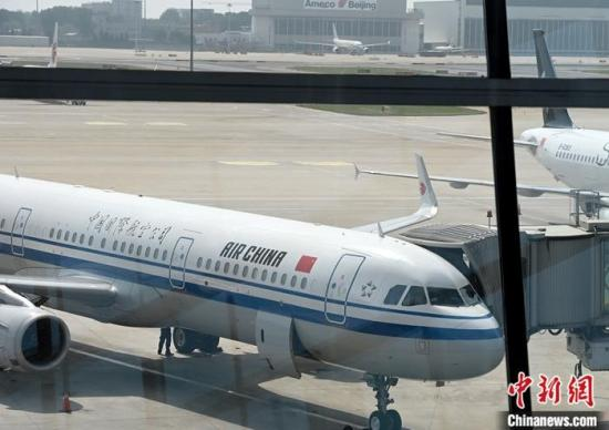 6,747 civil passenger planes in service in China