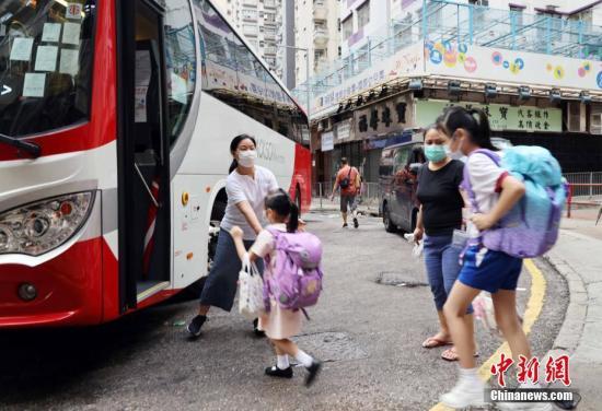 Hong Kong schools to begin summer vacation earlier amid resurgence of COVID-19 cases