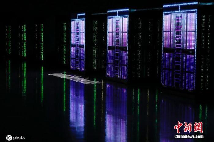 """日本超级计算机""""富岳""""夺得全球4项冠军(图)图片"""