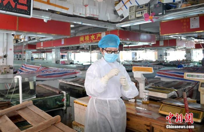 交通运输部:聚焦进口冷链食品运输等环节 做好疫情防控