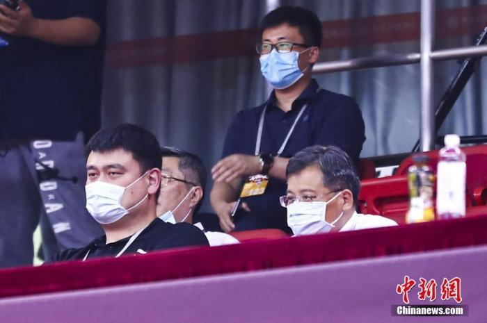<b>姚明退役9周年 变身女兆日月他依然为中国篮球战斗</b>