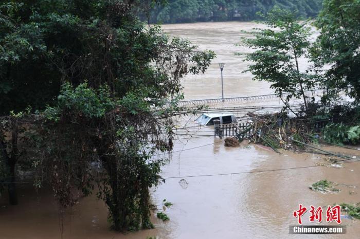 南方多地强降雨 水利部强化部署防范工作