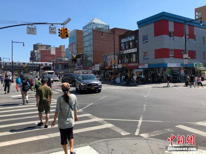 美国纽约治安亮红灯:12小时8起枪击案 11人受伤