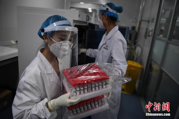 官方:发热门诊患者核酸检测6小时内报告结果