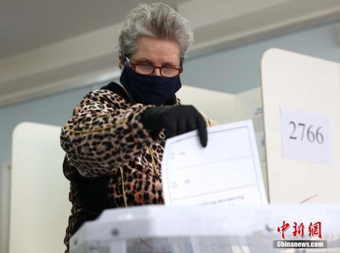 俄罗斯修宪全民投票7月1日迎来主投票日