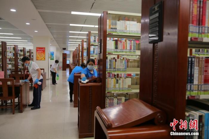 文旅部:科学调整公共图书馆、文化馆恢复开放时间