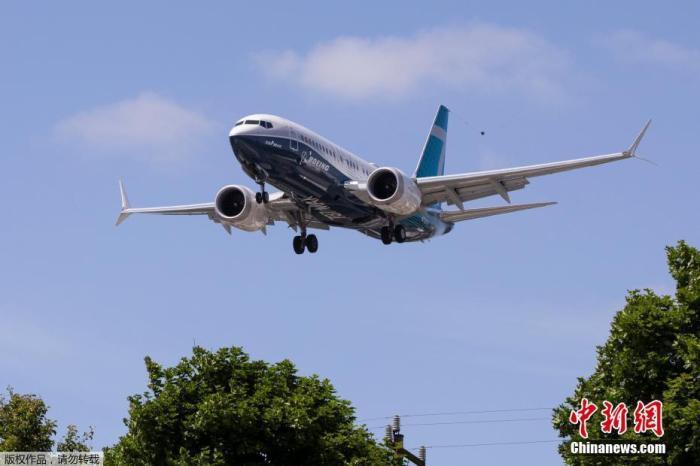 波音737MAX被批准复航 空难遇难者家属:为时尚早图片