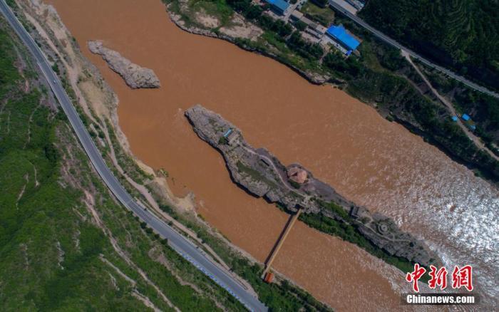 黄河出现2020年第2号洪水 启动灾害防御IV级应急响应