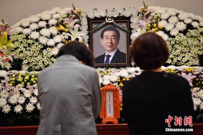 朴元淳失联身亡后,首尔预计将在2021年4月补选市长