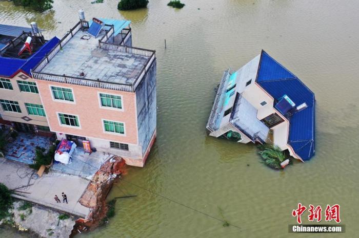 未来3日西南地区山洪地质灾害风险增大 淮河流域降水逐渐增多
