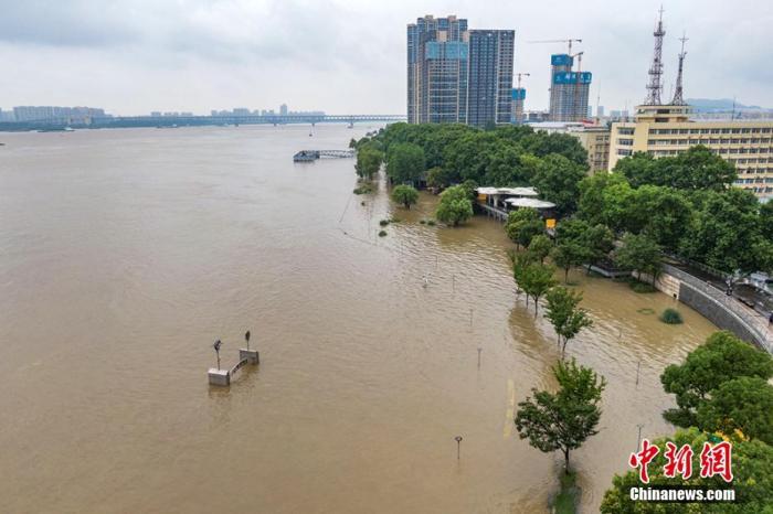 长江上游将出现明显洪水过程 水利部细化部署防御工作图片