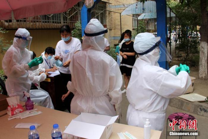 综合消息:新疆外其他省份连续15天无新增本土确诊病例 专家称未来出现疫情或是常态图片