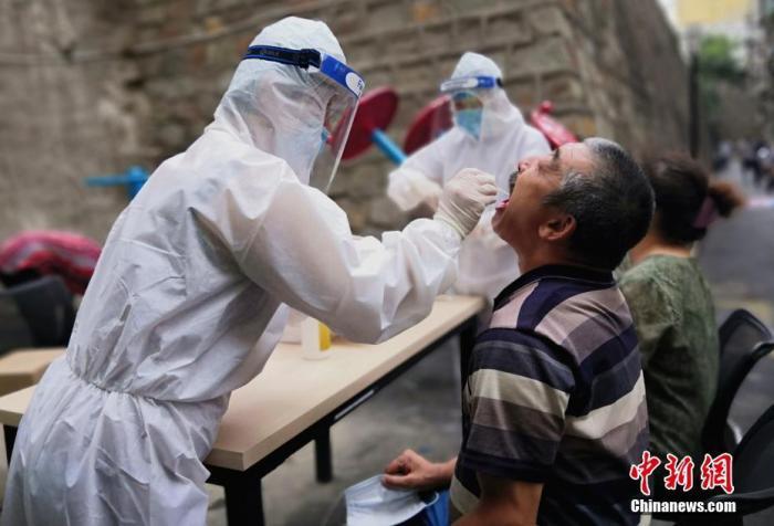 乌鲁木齐基本控制聚集性疫情风险 卫健委发布3项强制性卫生行业标准