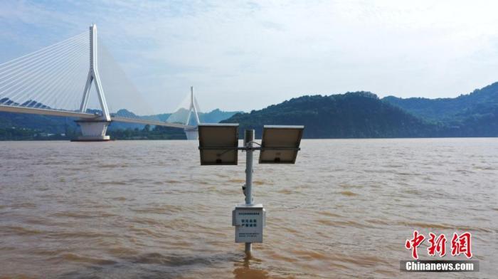 长江形成2020年第3号洪水 防汛抗洪形势严峻