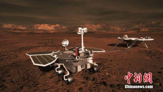 China invites netizens to vote on name for Mars rover