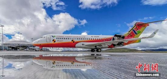 China's ARJ21 jetliner to expand commercial operation in overseas market