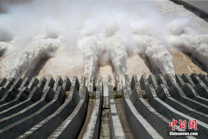 三峡水库现今年最大入库流量 水利部会商部署防汛工作