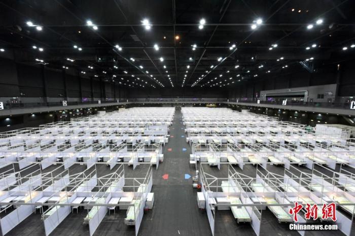 "<b>香港第三波疫情已致27人离世 拟建""港版火神山""</b>"