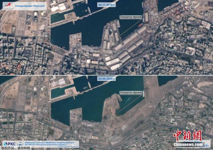 黎巴嫩称不会缺粮!四艘载28000吨小麦船只已在路上