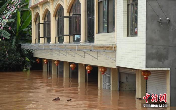 两部门针对四川陕西洪涝灾害启动国家Ⅳ级救灾应急响应图片