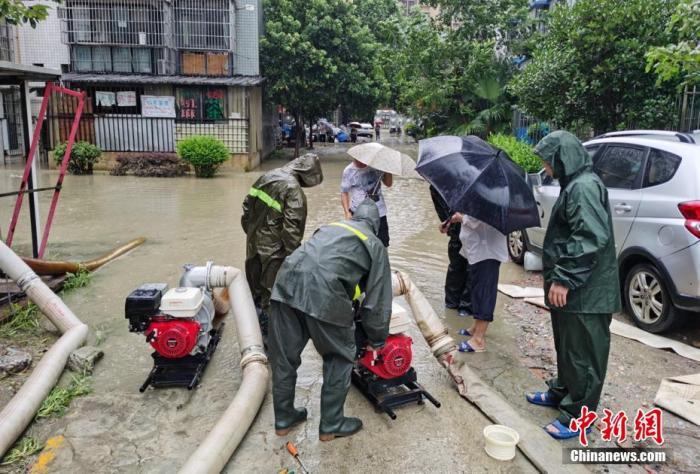 国家防总决定继续维持防汛Ⅲ级应急响应