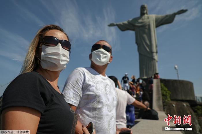 失业、收入减少 疫情期间巴西25万人退出医保图片