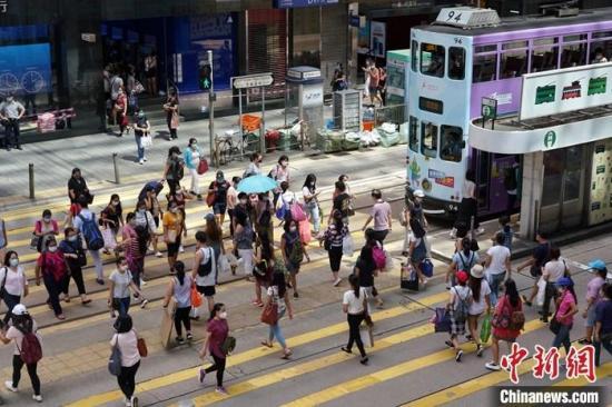 U.S. action to relabel HK exports 'unfair, uncivilized'