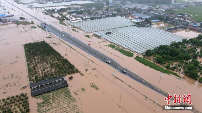 应急管理部:前三季度我国气侯年景整体误差各种洪涝灾害共导致